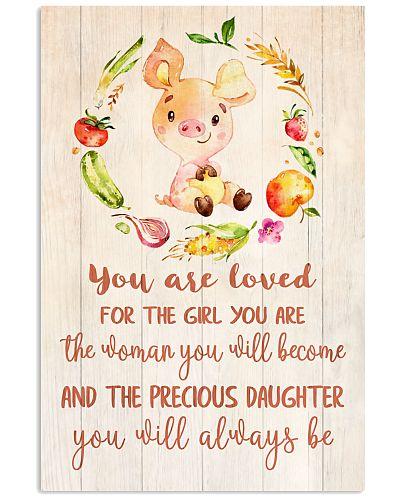 Pig Precious Daughter
