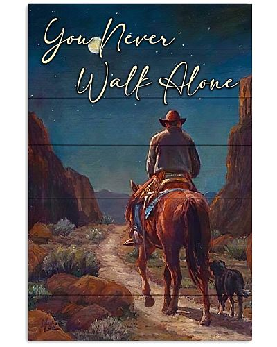 Horse - You Never Walk Alone