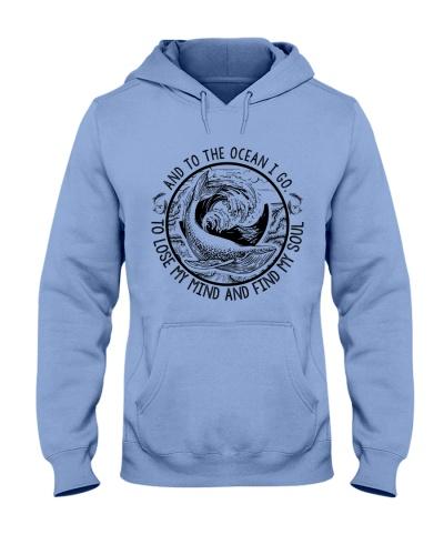 Blue Ocean - Whale - To The Ocean I Go
