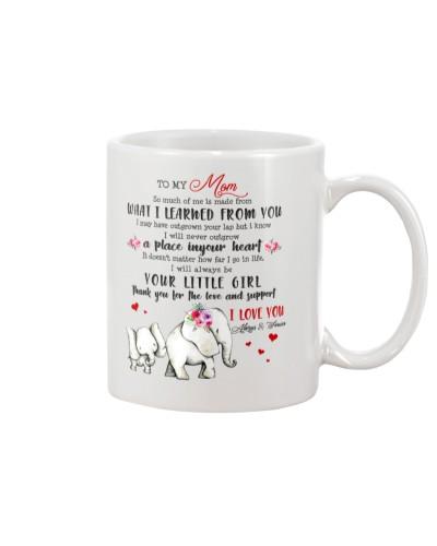 Elephant - So Much Of Me - Mug