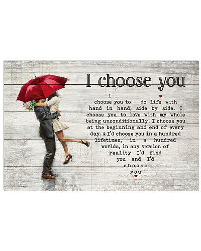 Couple- I Choose You