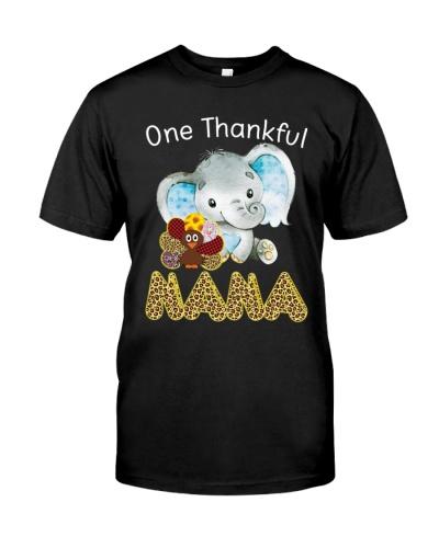 One Thankful - Nana