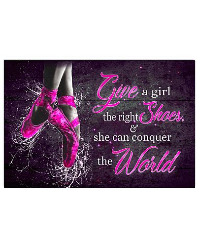 Ballet - Give A Girl The Right Shoes