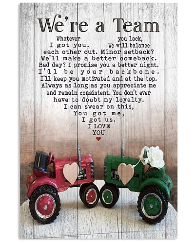Tractor - We're A Team