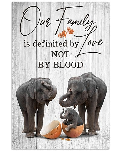 Elephant - Our Family Is Definited By Love
