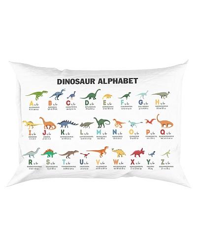 Dinosaur - Alphabet - Pillow