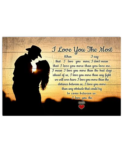 Country - I Love You The Most V2