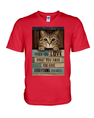 Cat - When You Love What You Have 3D