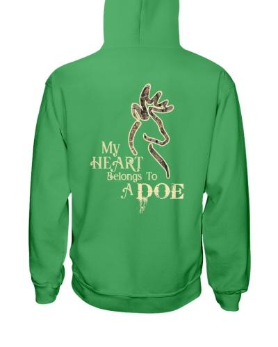 My Heart Belongs To You - Buck And Doe