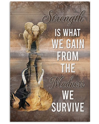 Elephant - Strength Is What We Gain