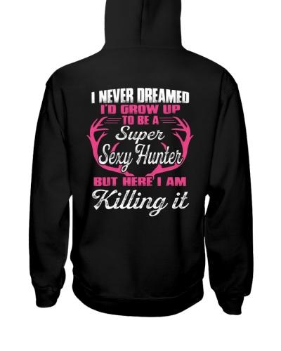 Hunting - I Never Dreamed