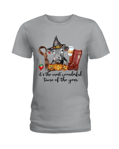 Farm - Cow Halloween - Shirt