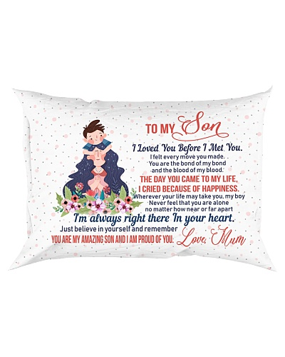 Son Mom - Before I Met You - Pillow
