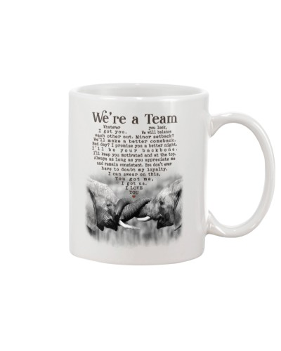 Elephant - We're A Team