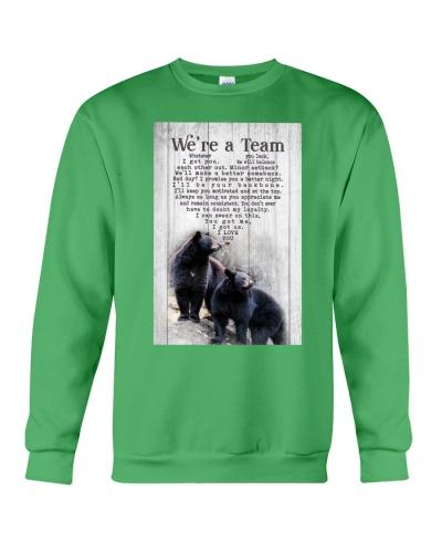 Hunting - Black Bear - We're A Team