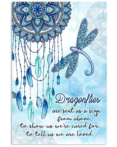 Dragonfly - Sent As A Sign - Poster