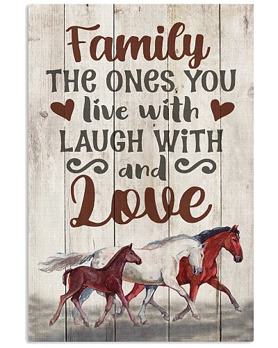 Horse Family - The Ones You Love