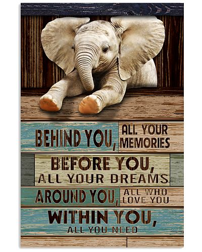 Elephant - Behind You All Of Memories 3D