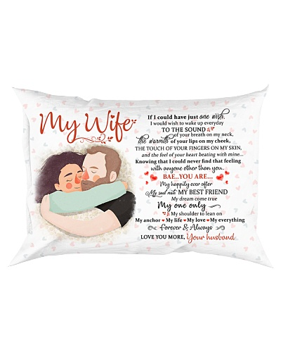 To My WifeIf I Could Have Just One Wish