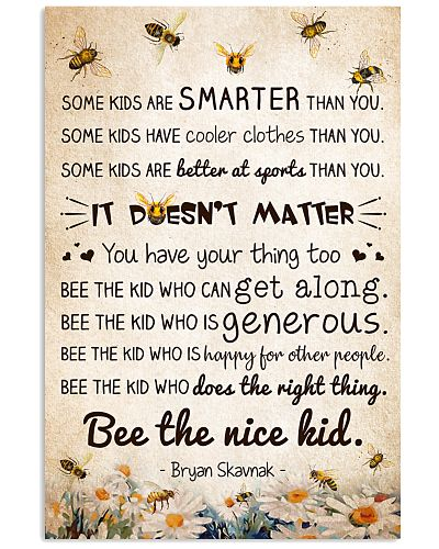 Bee - Some Kids Are Smarter - Poster