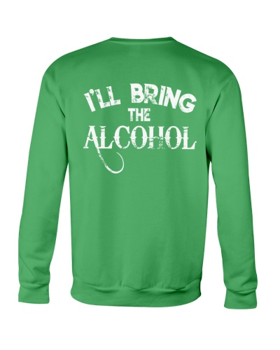 I'll Bring The Alcohol-Matching Best Friends