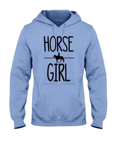 horse - Horse Girl - Hoodie
