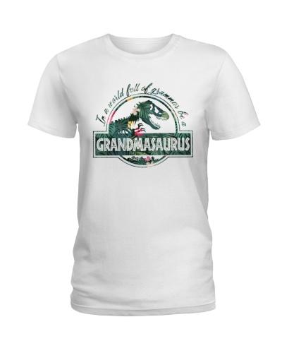 Dinosaur - In A world - Grandmasaurus