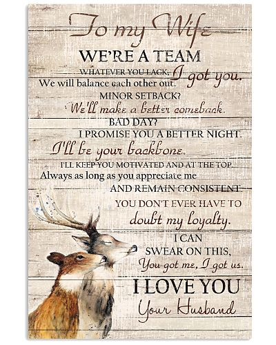 Deers - We Are A Team