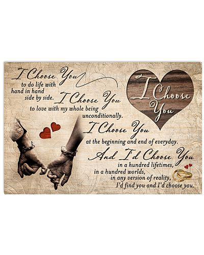 Wife Husband - I Choose You