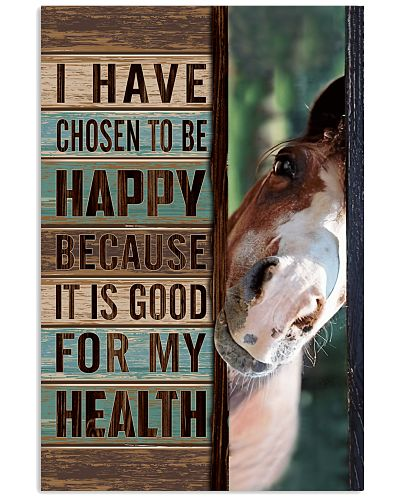 Horse - I Have Chosen To Be Happy