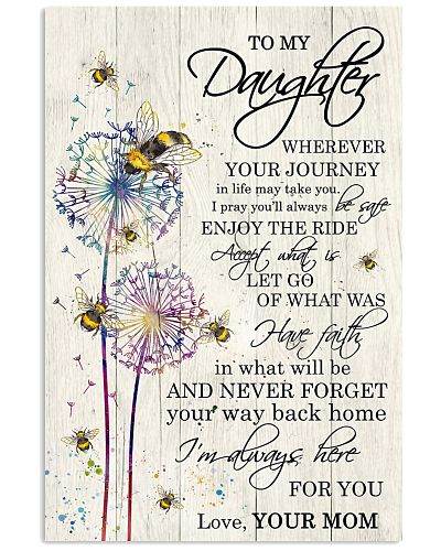 Bee - To My Daughter - Poster