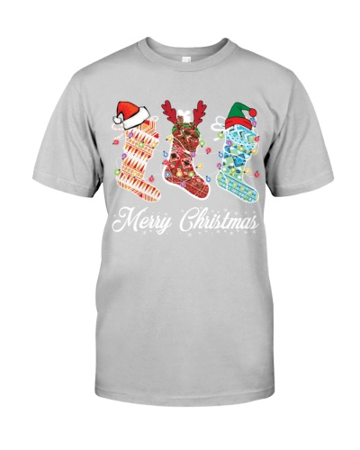Merry Christmas Southwestern Stockings