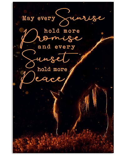 Horse - And Every Sunrise Hold More Peace