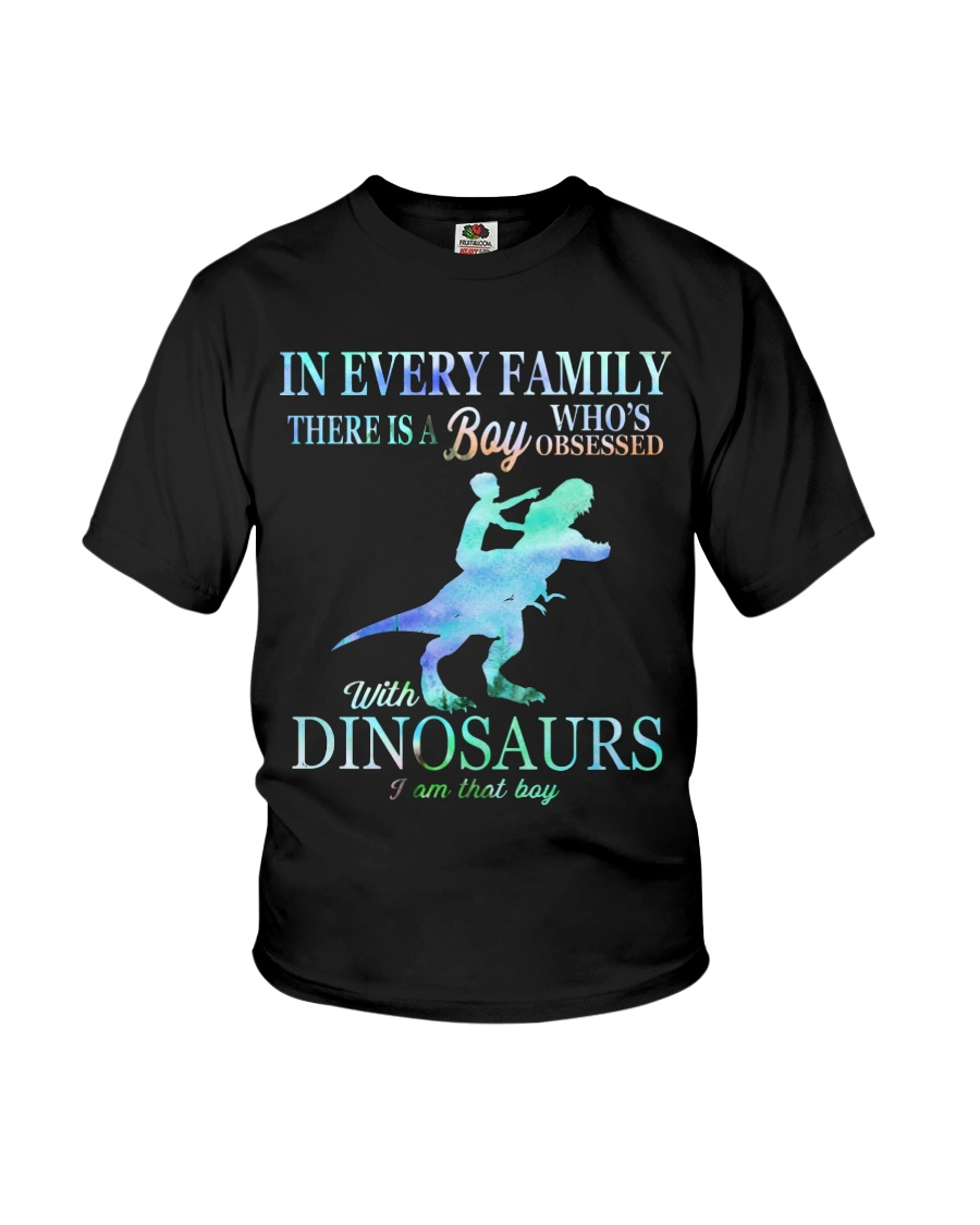 Dinosaur - I Am This Boy - Shirt