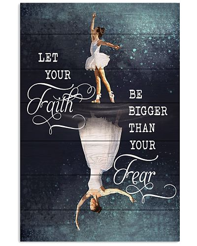 Ballet - Let Your Faith Be Bigger Bling