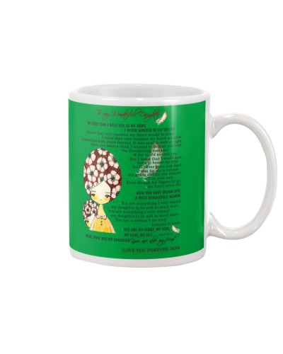 Daughter Mom - You Are My Friend - Mug