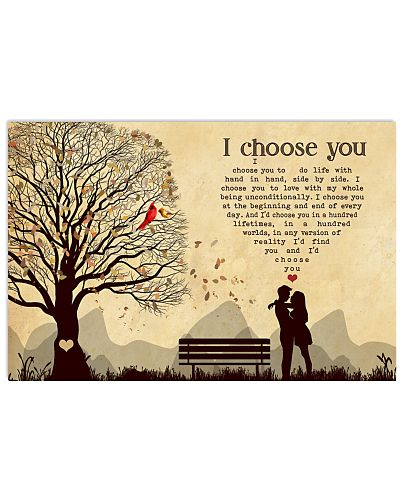 Couple- I Choose You