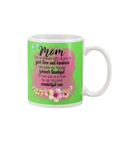 Daughter Mom - You Are The Most - Mug
