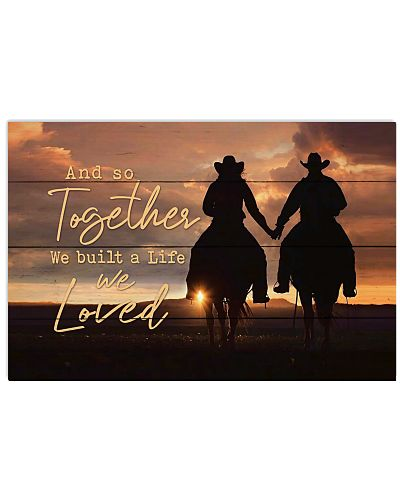 Country -And So Together We Built A Life We Loved