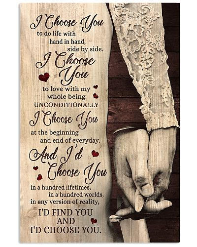 Wedding Song I Choose You Hand In Hand V2