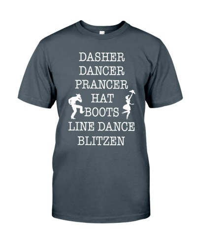 Dasher Dancer Prancer