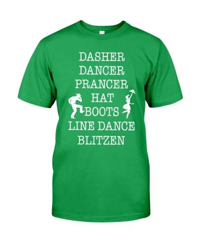 Dasher Dancer Prancer
