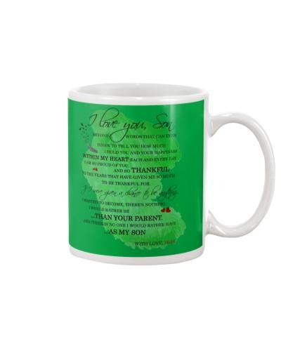 Son Mom - Thank Your Parent - Mug
