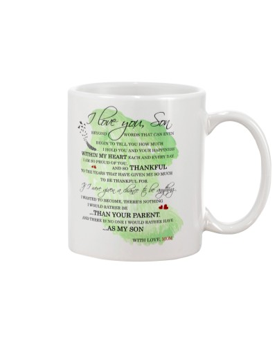 Son Mom - Thank Your Parent - Mug