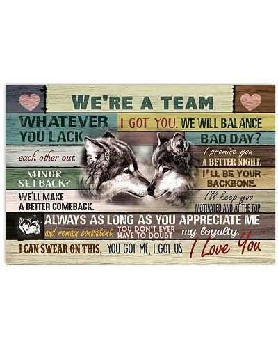 Wolf - We're  A Team V3