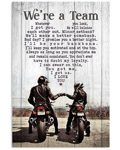 Motocross - We're A Team