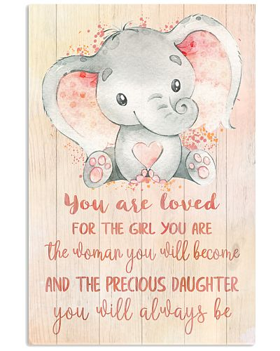 The Precious Daughter You Will Always Be