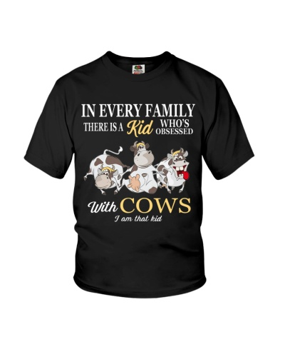 Cows - I'm This Kid - Shirt