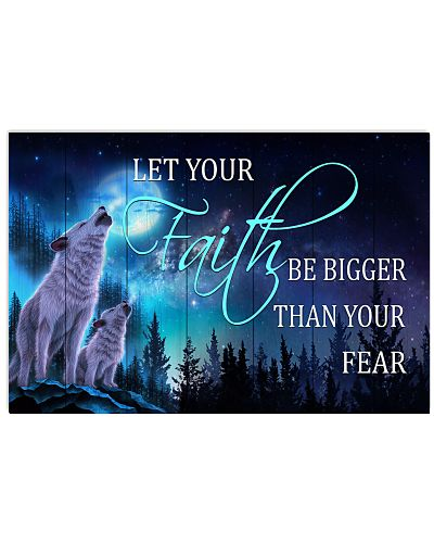 Wolf - Let Your Faith Be Bigger Than Your Fear