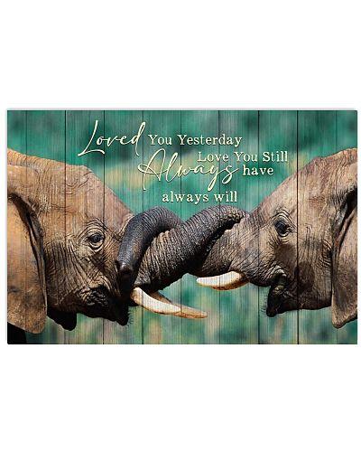 Elephant - Loved You Yesterday Love You Still